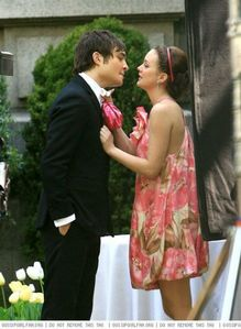 Blair: And when will that be? Chuck: Only time will tell, I'm afraid. From which episode?