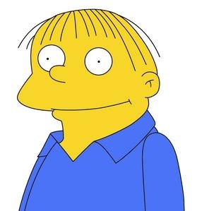 What is Ralph's kegemaran swear word?