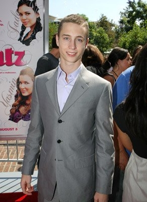 This is Tom Hanks's son. His name is.. ?