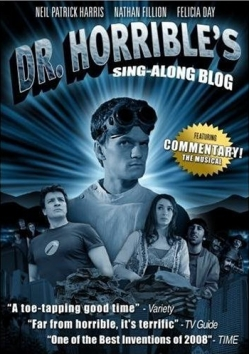 Which of the following is NOT a subtitles option for the Dr. Horrible DVD?