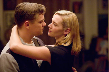Which Leo's movie is this picture from ?