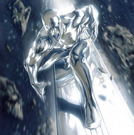 what is silver surfer's name