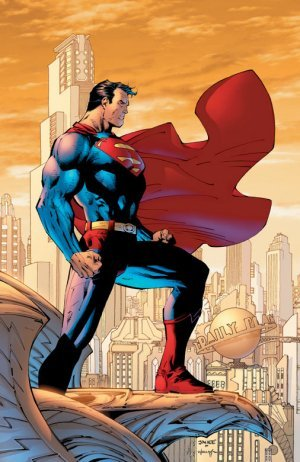 DC question:what is superman's REAL name