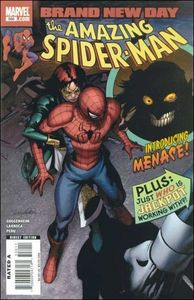 what number is this amazing spiderman comic
