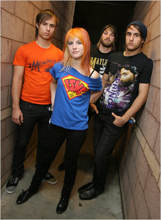 'Paramore' means...