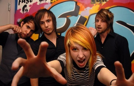 The inspiration behind Paramore's name came from.?