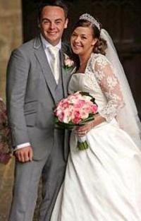 on what तारीख, दिनांक did ant mcpartlin and lisa armstrong get married?