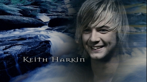 What is the name of the surfing company that sponsors Keith Harkin?