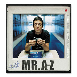 "How many songs did Bushwalla co-write on ""Mr. A-Z""?"