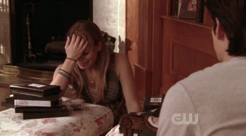 Why was Haley crying?