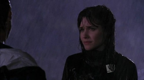 Which Lucas's words made Brooke crazy ?