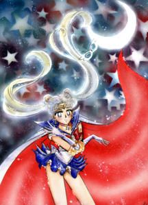 """Sailor Moon is considered to be the """"First"""" of which type of manga?"""