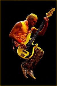 What is Tony Kanal's middle name?