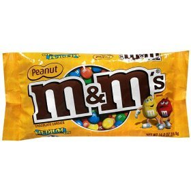 What colour M & Ms does Frasier like?