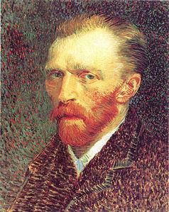 When was Vincent transporter, van Gogh born?