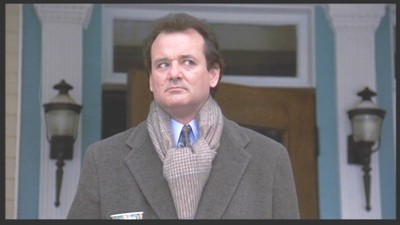 OCCUPATIONAL HAZARD: In 'Groundhog Day,' Phil Connors hates his life and everyone in it. What career path has he chosen?