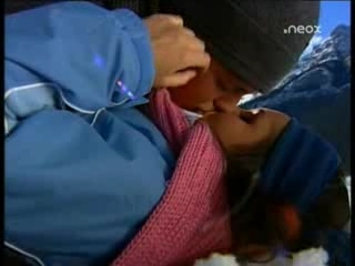 This kiss happend when Diego and Roberta were in ...