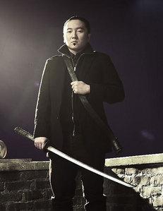 True or False?: This is Hiro Nakamura?