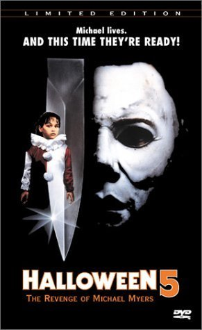 """Where was Tina stabbed in """"Halloween 5: The Revenge of Michael Myers""""?"""