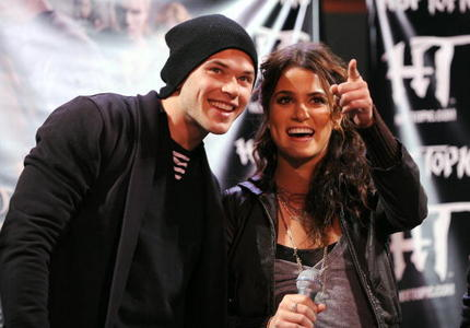 What does Nikki call Kellan (she started calling him this during the filming of Twilight) ?
