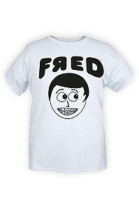 True ou False: Hot Topic sells Fred T-Shirts