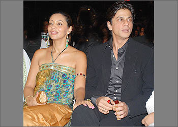 what is the name of shah rukh and gauris kids?