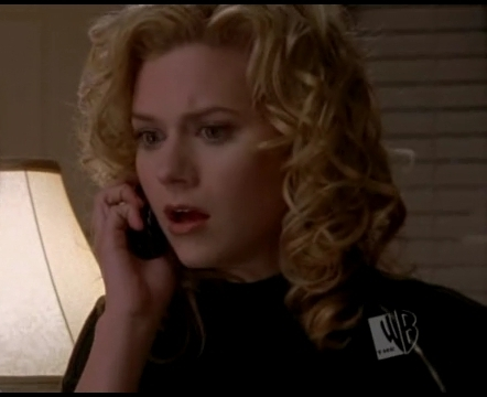 S1: Who told Peyton that Lucas had a car accident?