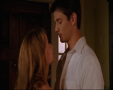 Where are Nathan and Haley in this scene?