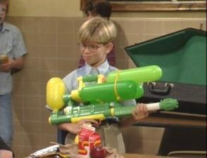 What name was the character Minkus originally given?