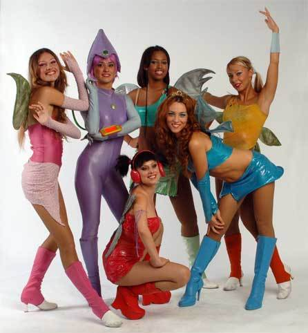 Who is the oldest of winx power show?