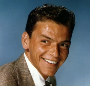 What's his middle name?  Francis _______  Sinatra