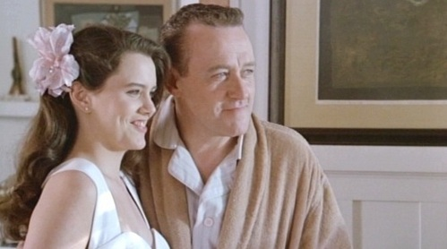 OCCUPATIONAL HAZARD: Lloyd Dobler and Diane Court meet in 'Say Anything' just as her dad is being investigated sejak the IRS. What kind of business does Diane's father own?