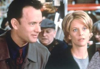 OCCUPATIONAL HAZARD: They hate each other in real life, but fall in love over email. What kind of store do 'You've Got Mail's' Joe Fox and Kathleen Kelly both own?