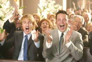 OCCUPATIONAL HAZARD: When they're not crashing weddings and pretending to be venture capitalists, what do 'Wedding Crashers' John Beckwith and Jeremy Grey do?