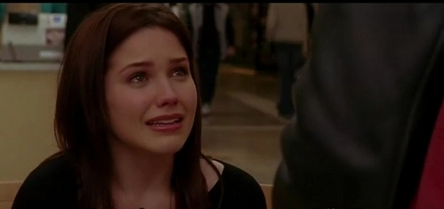 S1: Why is she crying?