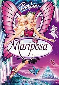 "The alternate عنوان of ""Barbie: Mariposa"" is...?"