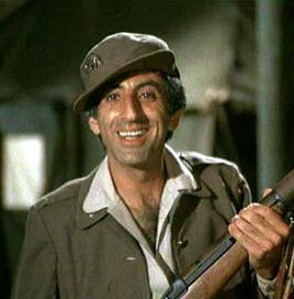 What is Klinger's first name?
