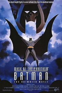 Batman: Mask of the Phantasm was released in what year?