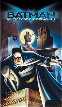 Batman: Mystery of the Batwoman was release in what year?