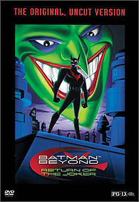 Batman Beyond was released in what year?