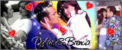 True or False: Dylan told Brenda he Loved her first?