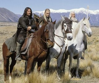 In the Movies they used _____saddles to Ride?