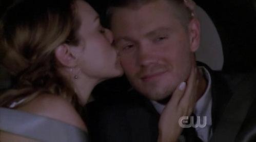 Peyton Sawyer will be Peyton Scott. Lucas: What are आप whispering about, wily? Peyton: Nothing. Everything. और than ____