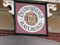 How many stops does the Disneyland Railroad make?