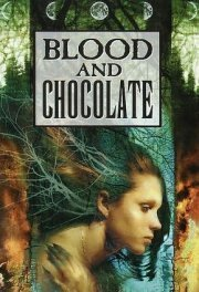 Who wrote the book 'Blood and Chocolate'?