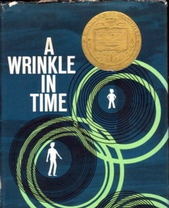 Who wrote the book 'A Wrinkle in Time'?