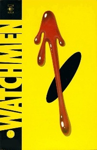 Who wrote the graphic novel 'Watchmen'?