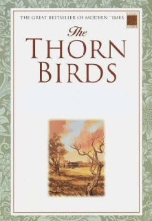 Who wrote the book 'The Thorn Birds'?