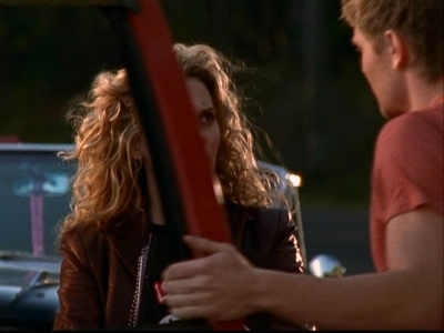 Peyton: So, why'd you just tell me all that? I mean, we don't even know each other. Lucas: Maybe that's _______.