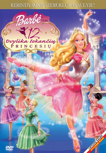 In the Movie Barbie in the 12 Dancing Princesses, What are the youngest triplets names?